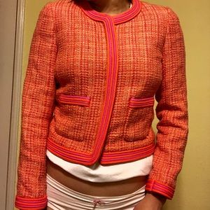 J Crew Tweed Jacket